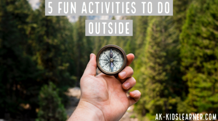 5 activities outside