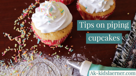 Tips on using a Piping Bag