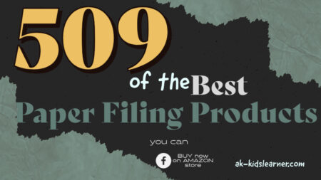509 best filing products