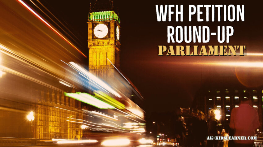 The WFH Petition Parliament Roundup 1