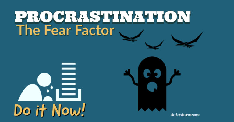 Procrastination and the Fear Factor