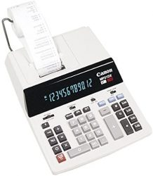 Canon Office Products MP21DX Business Calculator Printing Of