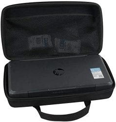 Hermitshell Hard EVA Travel Case Fits HP OfficeJet 200 Porta
