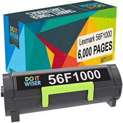 Do it Wiser Compatible Cartridge Replacement for Lexmark 56F