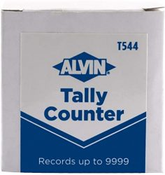 Alvin T544 Hand-Held Tally Counter For Engineering Survey