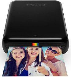 Zink Polaroid ZIP Wireless Mobile Photo Mini Printer Black