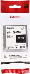 Canon PFI-106 MBK Inkjet Printer Ink Office Products Canon P